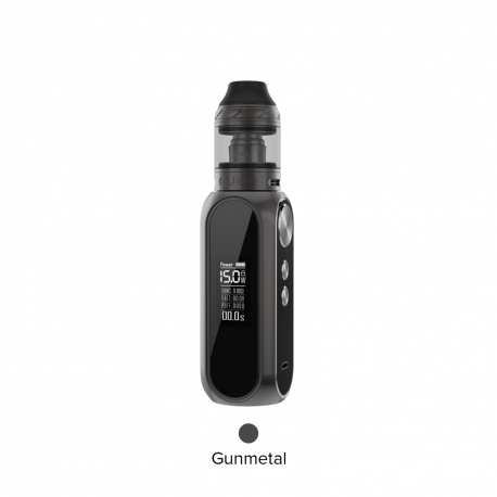 Kit OBS Cube 3000mAh 4ml Gunmetal