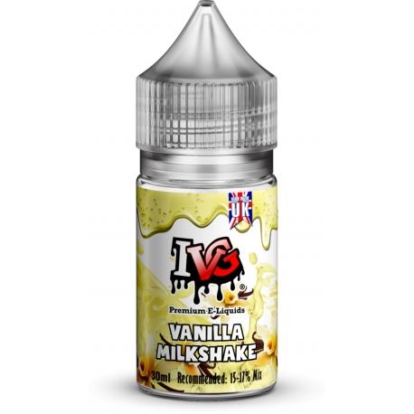 I VG Concentrate Vanilla Milkshake 30ml