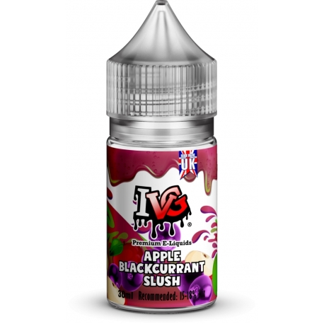 I VG Concentrate Apple Blackcurrant Slush 30ml