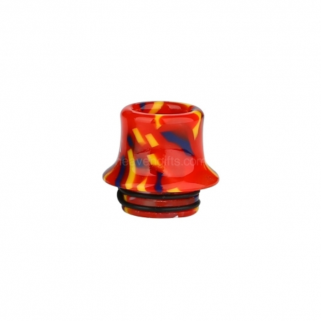 New Resin 810 Drip Tip 0325 (E)