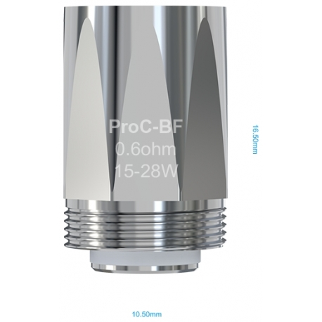 Joyetech ProC-BF Head (0.6ohm)