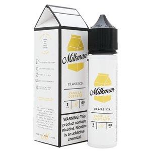 Lichid Vanilla Custard The Milkman Classics 50ml 0mg
