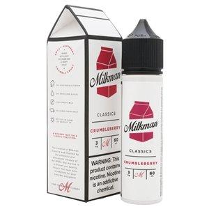 Lichid Crumbleberry The Milkman Classics 50ml 0mg