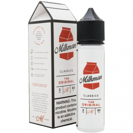 The Milkman Classics The Original 50ml 0mg