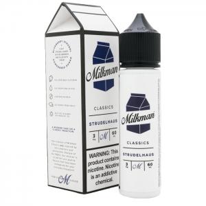 Lichid Strudelhaus The Milkman Classics 50ml 0mg