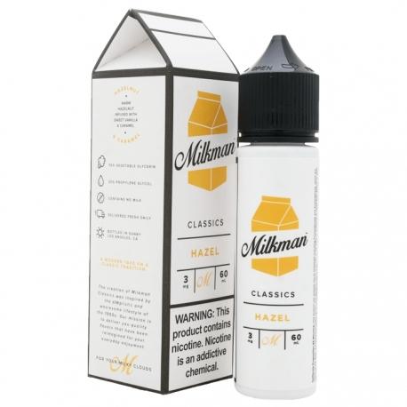 The Milkman Classics Hazel 50ml 0mg