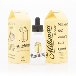 Lichid Pudding The Milkman Classics 50ml 0mg
