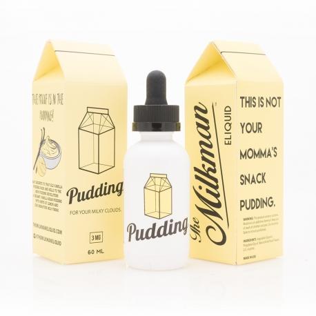 The Milkman Classics Pudding 50ml 0mg