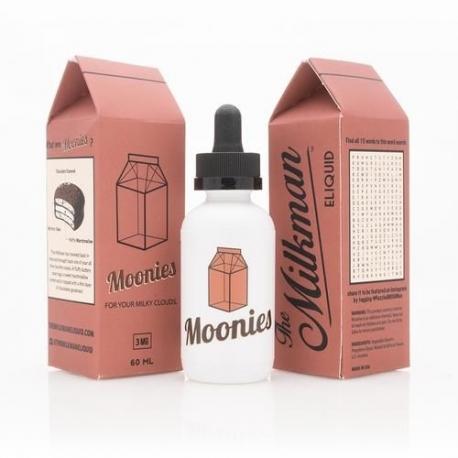 The Milkman Classics Moonies 50ml 0mg