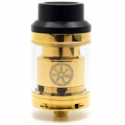 Atomizor Asmodus Voluna RTA 2.8ml Gold