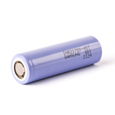 Acumulator Samsung INR21700-40T 4000mAh - 30A