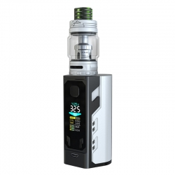 IJOY Captain X3 324W 20700 TC Kit 9000mAh (Black,TPD Edition)