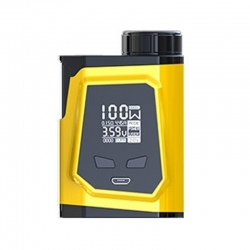 IJOY CAPO 100 21700 TC Box MOD 3750mAh (Yellow)