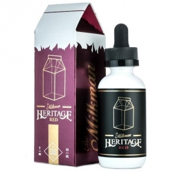 The Milkman Heritage Red 50ml 0mg