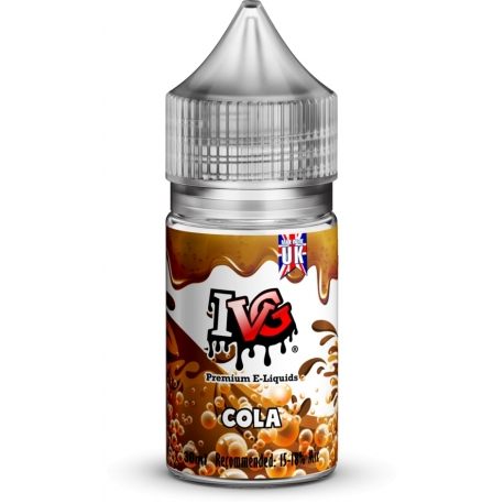 I VG CONCENTRATES COLA 30ML