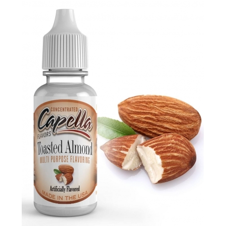 CAPELLA FLAVORS TOASTED ALMOND 13ML