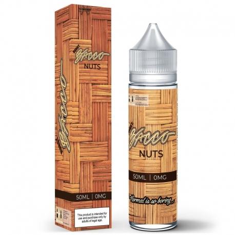 BURST E-JUICE NUTS BACCO 50ML