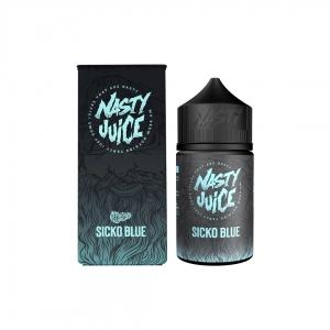 Nasty Juice - Berry Series - Sicko Blue 0mg 50ml