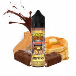 Lichid Snikkers Pancake Factory 50ml 0mg