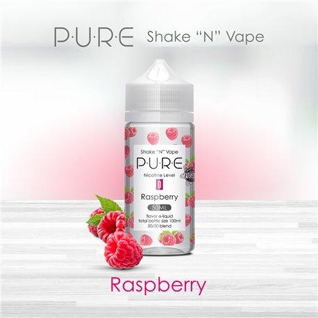 P.U.R.E : Shake and Vape - Raspberry - 50ml