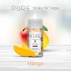 P.U.R.E : Shake and Vape - Mango - 50ml