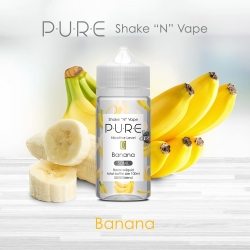 Lichid Banana PURE 50ml 0mg