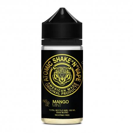 Atomic : Shake and Vape - Mango Mint - 50ml