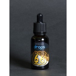 Drops - Route 66 - 30ml nicotina 6