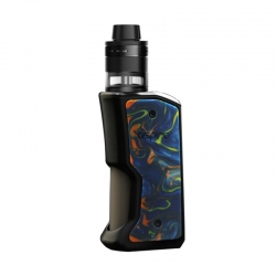 Kit Aspire Feedlink Revvo Squonk Mod Kit cu Revvo Boost Tank Resin (Black Nightsky)