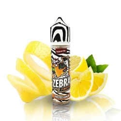 Lichid ZEBRA JUICE FRUITZ TWISTED LEMON 50ML