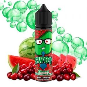 Lichid Cherry Watermelon Swot 50ml 0mg