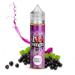 IVG SWEETS BLACKCURRANT NO ICE 00MG 50ML