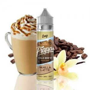 Lichid Vanilla Latte Frappe Cold Brew 50ml 0mg