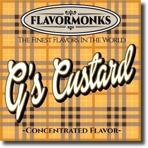 Aroma FlavorMonks G's CUSTARD 10ml