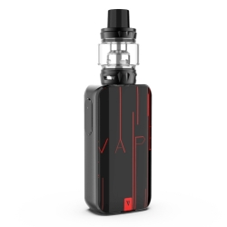 Kit Luxe S 220W cu Atomizor Skrr-S Vaporesso 8ml Red