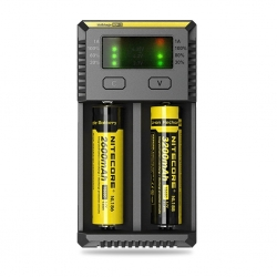 Incarcator I2 Intellicharger V2 Nitecore
