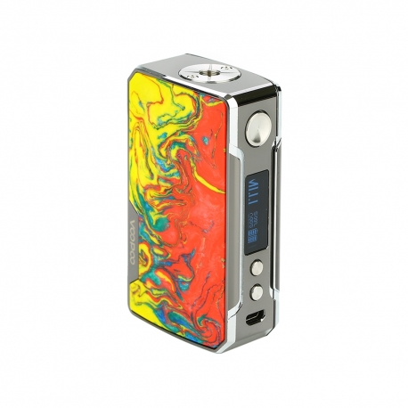Voopoo Drag 2 Platinum 177W Tc Box Mod (Platinum-Fire Cloud)