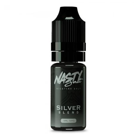 Nasty Juice Nasty Salt Silver Blend 20mg 10ml