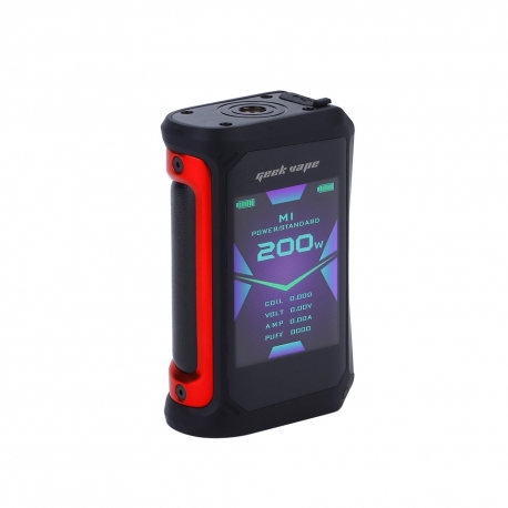 Mod Geekvape Aegis X 200W (Red Black)