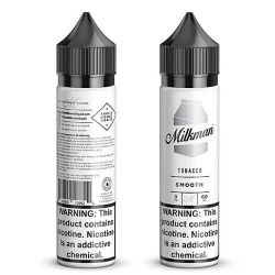 Lichid Tobacco Smooth The Milkman 50ml 0mg