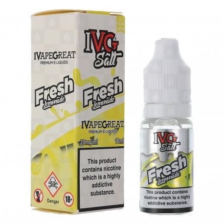 Lichid I VG Salt Fresh Lemonade 20mg 10ml