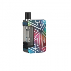 Kit Pod Exceed Grip 1000mAh Rainbow Tattoo