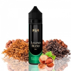 Lichid Hazelnut Tobacco Legends Blend 50ml 0mg