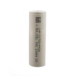 Molicel P42A 21700 4000mAh 45A High-drain Battery
