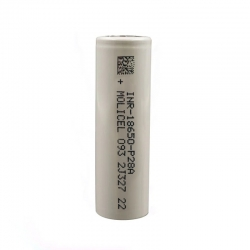 Molicel P28A 18650 2800mAh 35A High-drain Battery