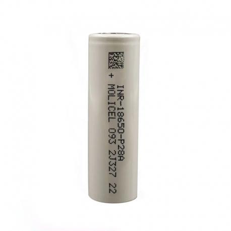 Molicel 28A 18650 2800mAh 35A High-drain Battery