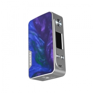 Mod Magma Box Famovape (Arcanum) Silver Frame
