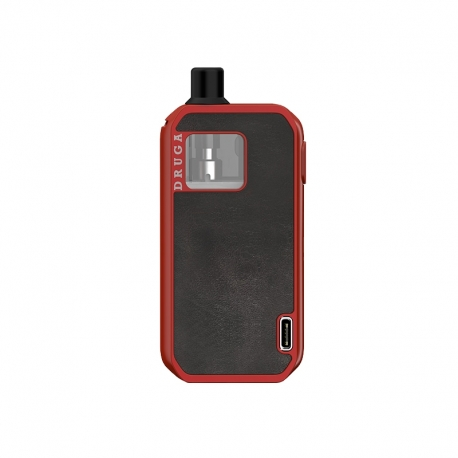 Kit Druga Narada AIO Augvape (Red Leather)