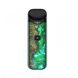 Kit Pod Smok Nord (Green Wood)