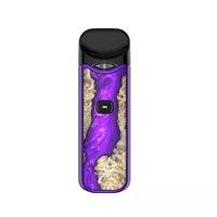 Kit Pod Smok Nord (Purple Wood)